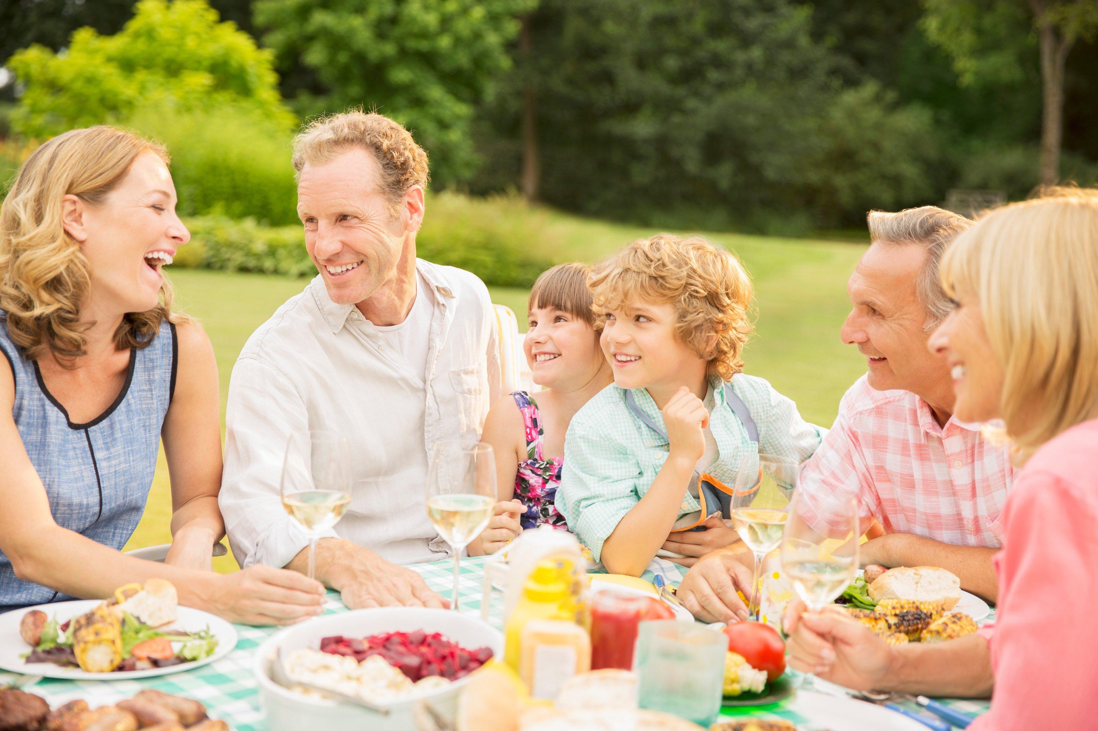 Rodinný oběd