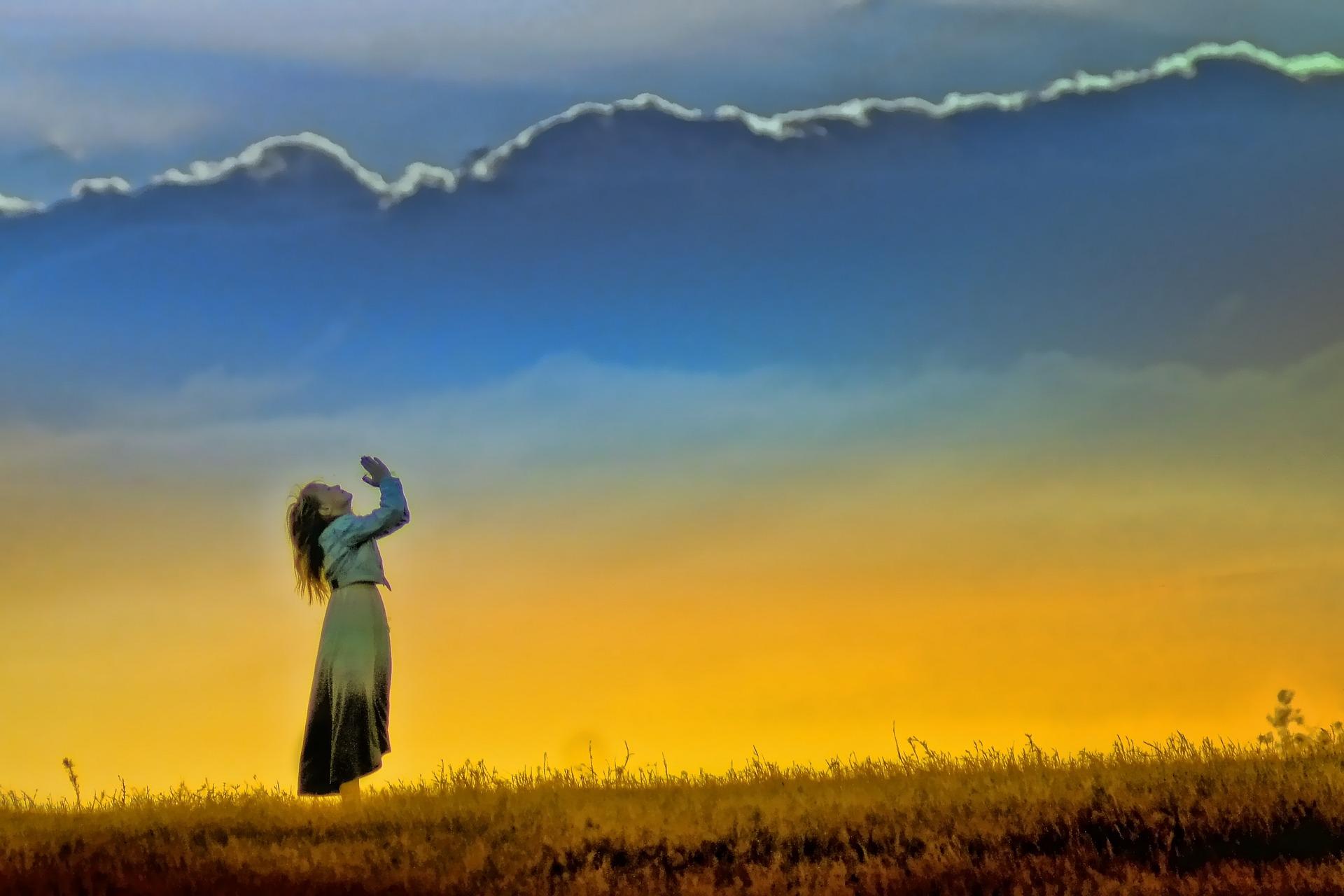 sekta - modlitba - náboženské hnutí