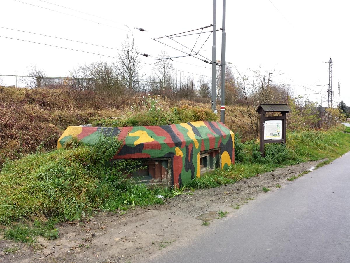 Bunkr Borovany