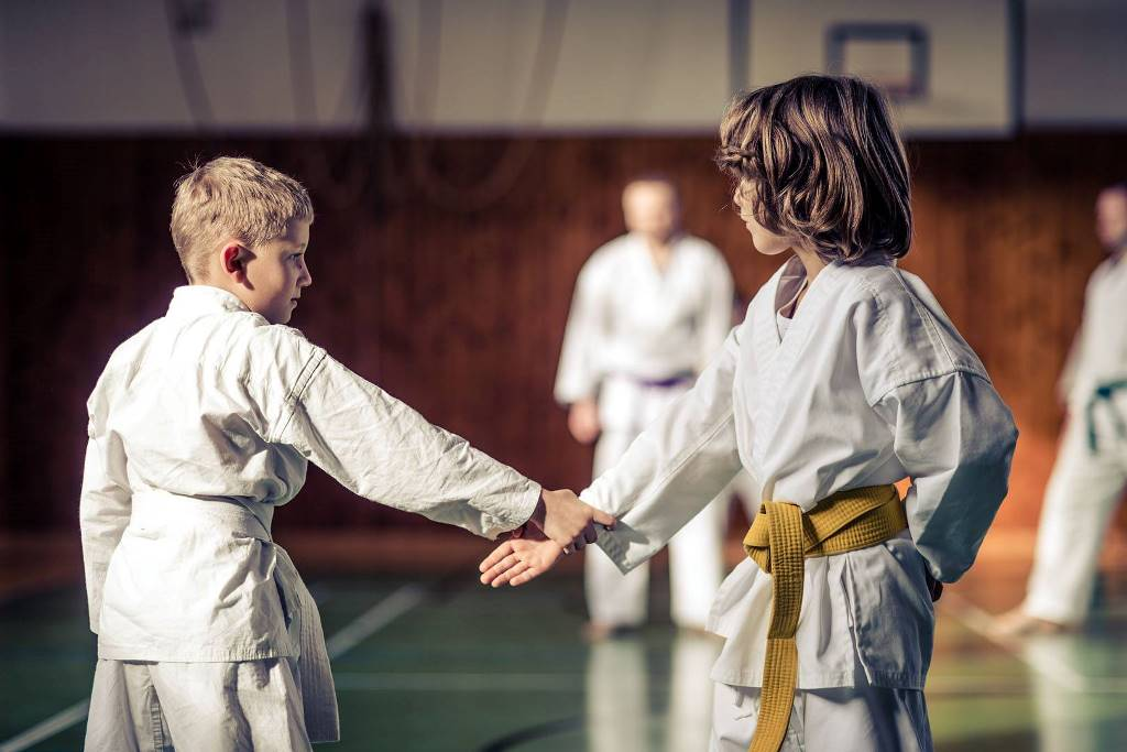 Soustředění klubu Karate Sokol z Českých Budějovic v Horní Stropnici