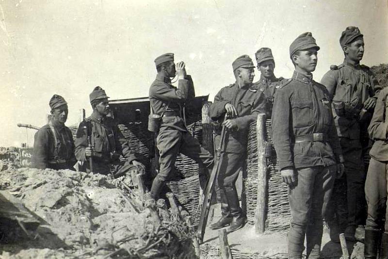 Vojáci rakousko-uherské armády