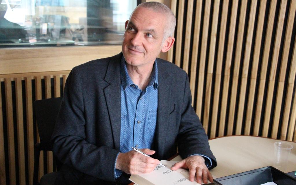 Spisovatel Jiří Hájíček