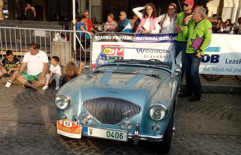 Rallye South Bohemia Classic