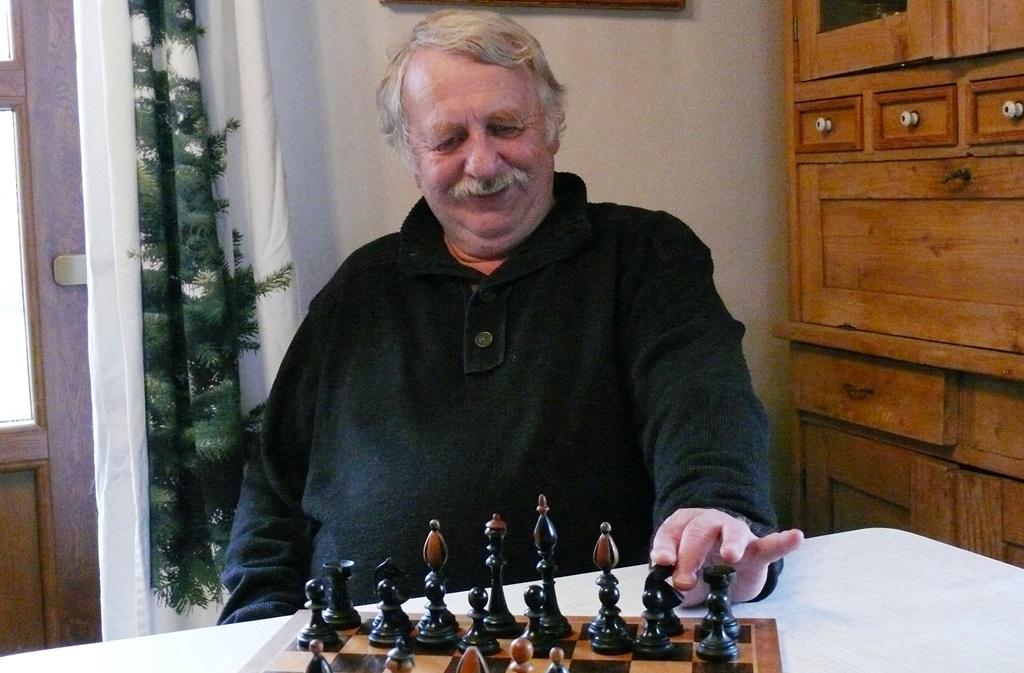 Šachista Ivan Hausner