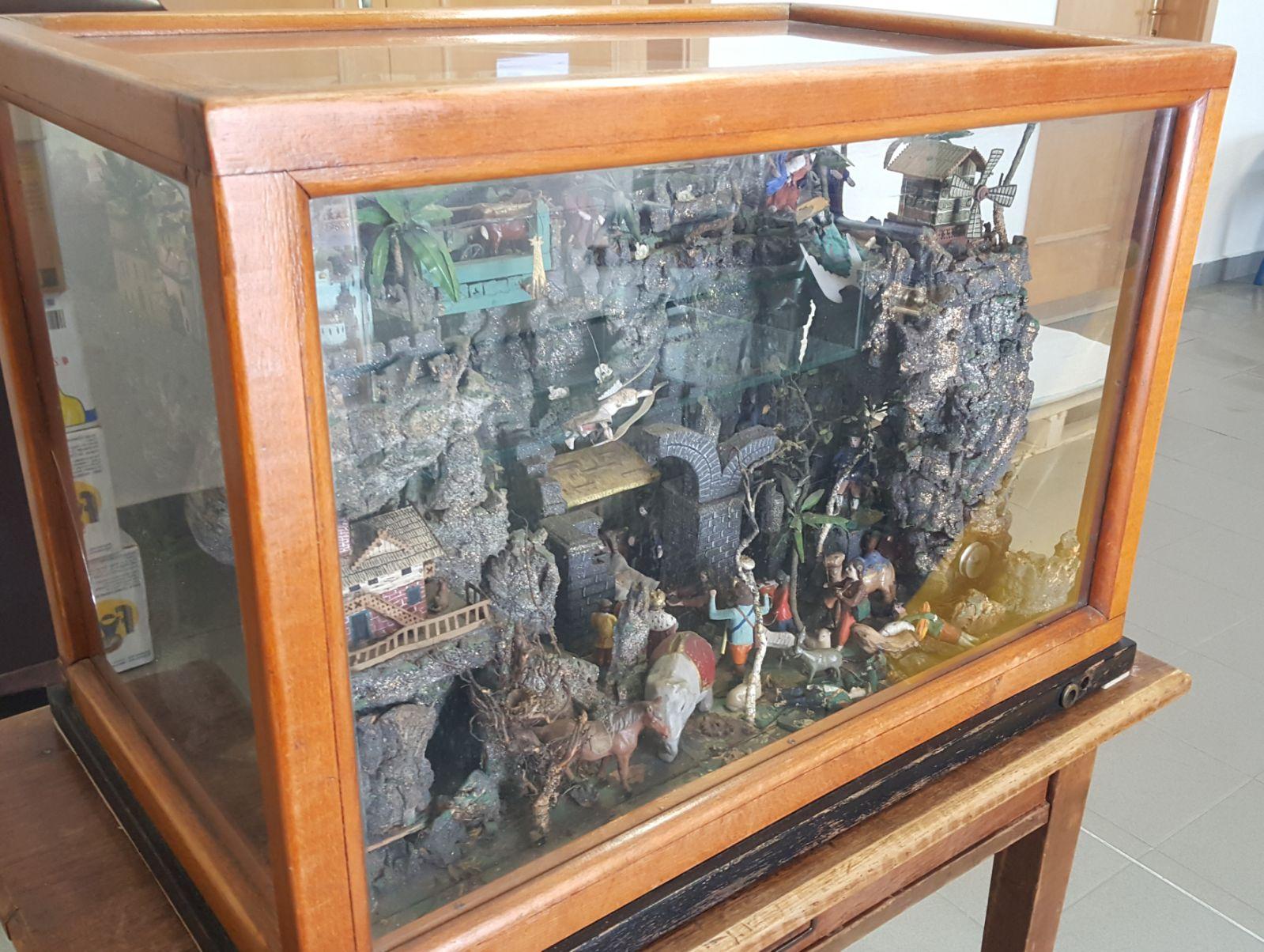 Nově objevený betlém řezbáře Tomáše Krýzy má ve sbírkách Muzeum Jindřichohradecka
