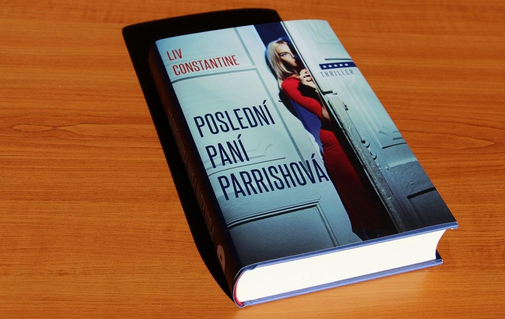 Kniha Poslední paní Parrishová