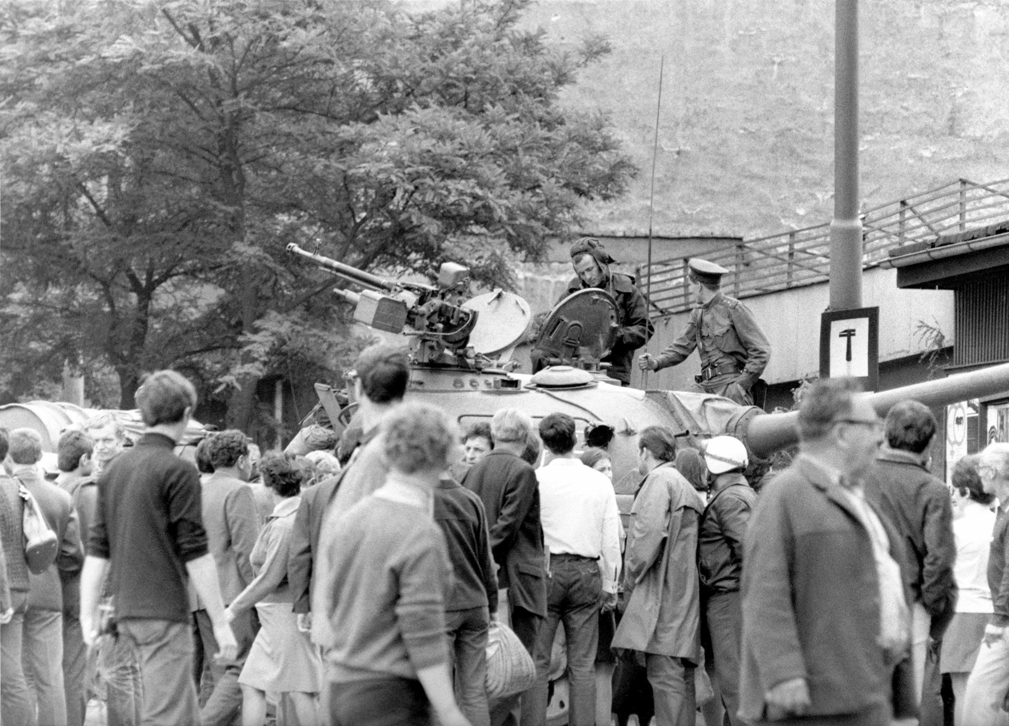 Okupace v roce 1968