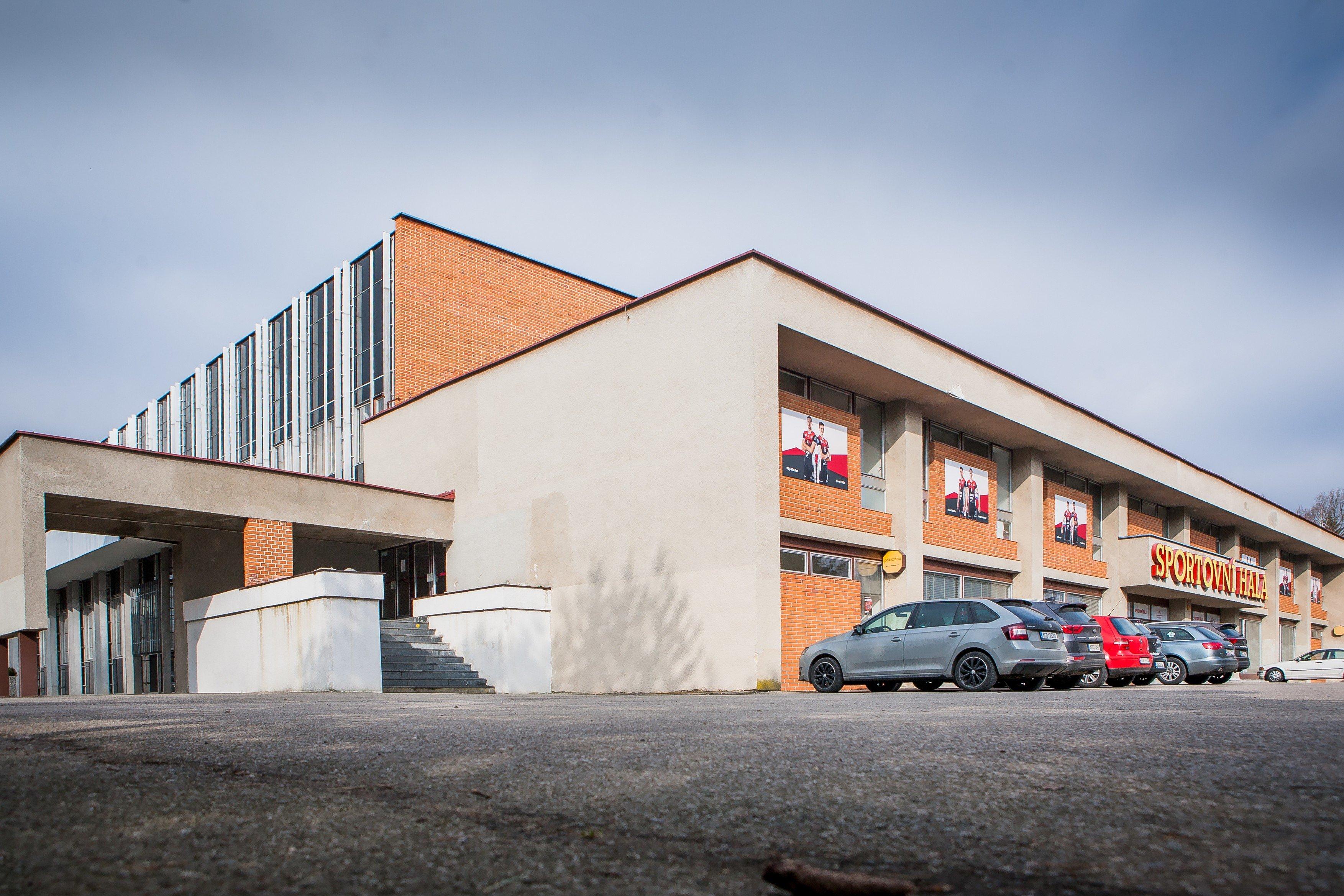 Sportovní hala České Budějovice