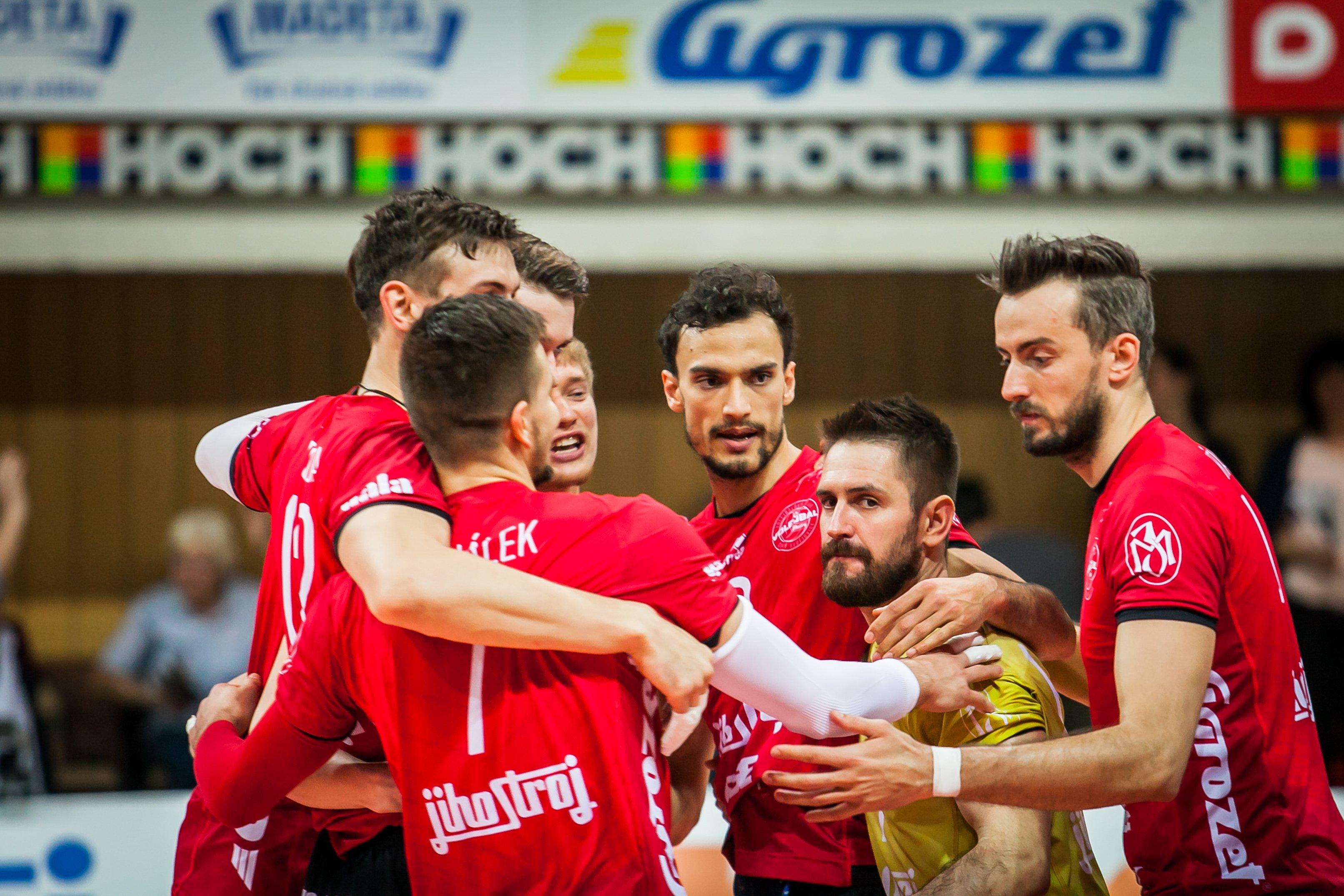 Jihostroj České Budějovice, volejbal