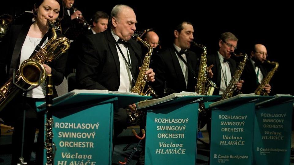 Rozhlasový swingový orchestr Václava Hlaváče