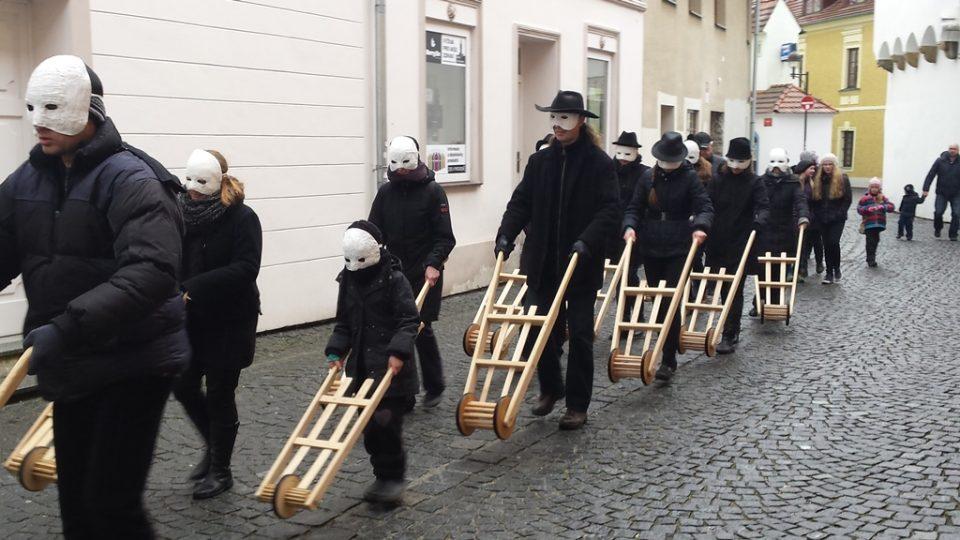 Velikonoční hrkání v Českých Budějovicích začíná na Zelený čtvrtek večer