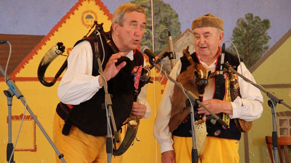 Doprovodný program Selských slavností nabídl mimo jiné folklor
