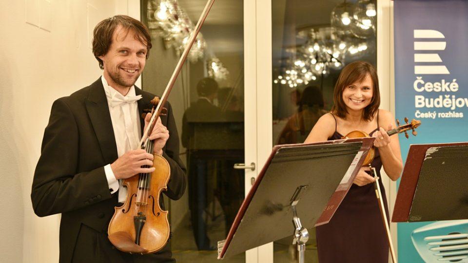 Jihočeská filharmonie otevřela po opravě svou budovu v Českých Budějovicích