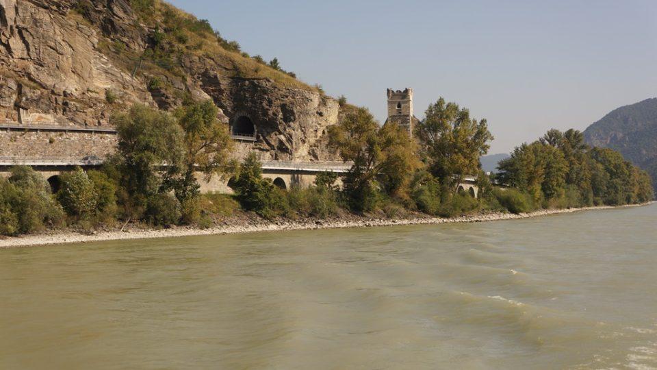 Plavba po Dunaji rakouským údolím Wachau