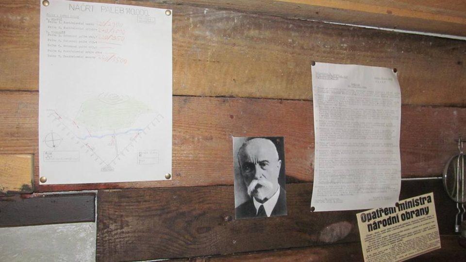 U města Borovany se dochoval předválečný československý bunkr z roku 1936