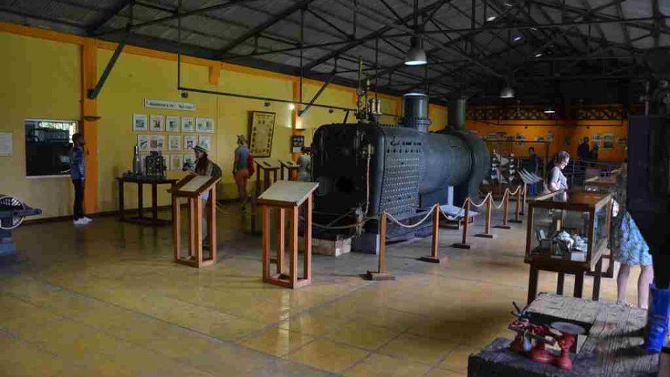 Muzeum čaje na Mauriciu