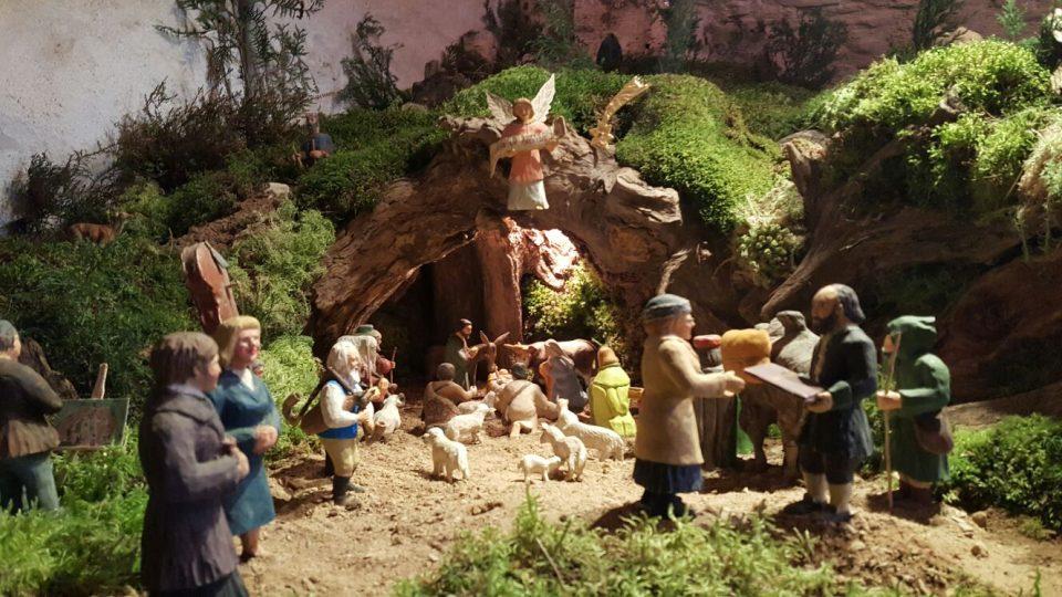 Betlém Pavla Rouhy z Velešína