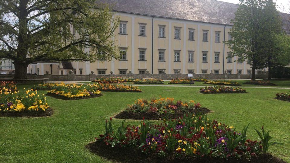 Zemská zahradní výstava v hornorakouském Kremsmünsteru