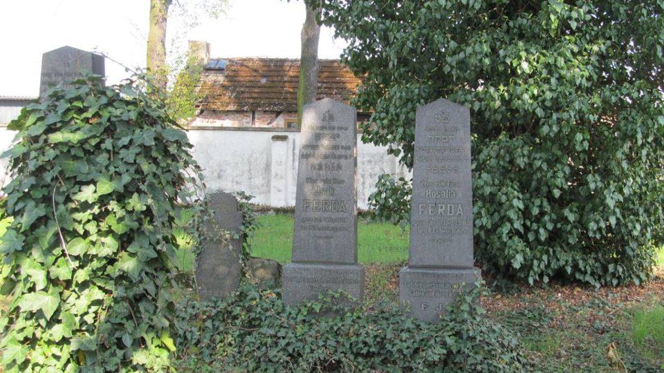 Židovský hřbitov v Českých Budějovicích