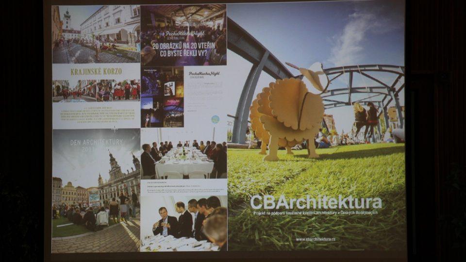 Architekt Mirek Vodák mluvil o veřejném prostoru