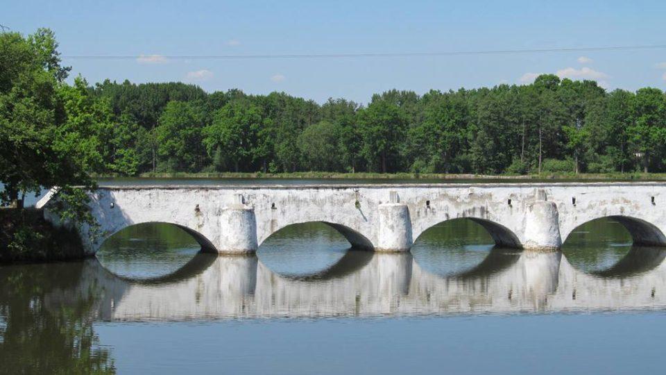 Nacisté chtěli popravené Čechy zlikvidovat beze stopy. Nechtěli, aby někde vzniklo pietní místo. Popel mrtvých proto sypali z kamenného mostu mezi Starou a Novou Hlínou do rybníka Vítek