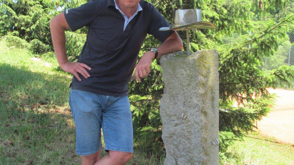 Průvodce Jan Zeman