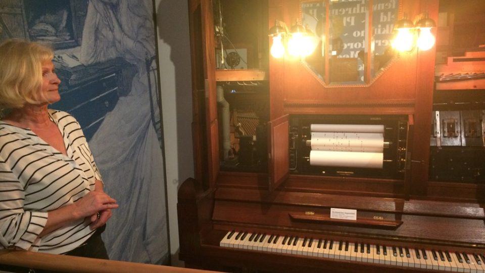 Muzeum hracích automatů v příhraničním Haslach an der Mühl ukazuje několik set let staré, ale stále funkční exponáty