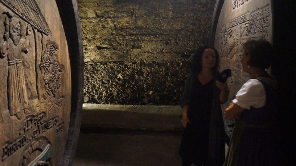 Christine Saahs vede nejstarší vinařství v Rakousku, kde se vyrábí oceňovaný biodynamický ryzlink, a také napsala nejlepší kuchařskou knihu s lokálními recepty na světě