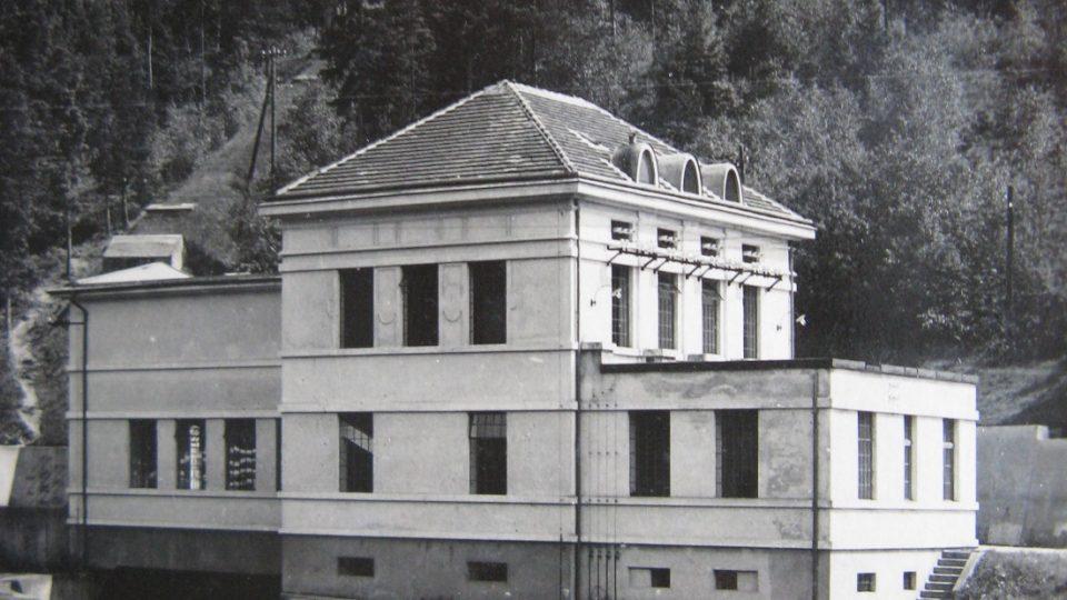 Soběnov - vyrovnávací komora