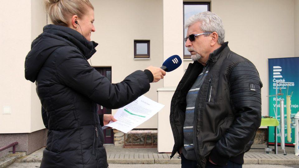 Český rozhlas České Budějovice navštívil místo, odkud každý den posluchači dostávají informace o počasí – Český hydrometeorologický ústav