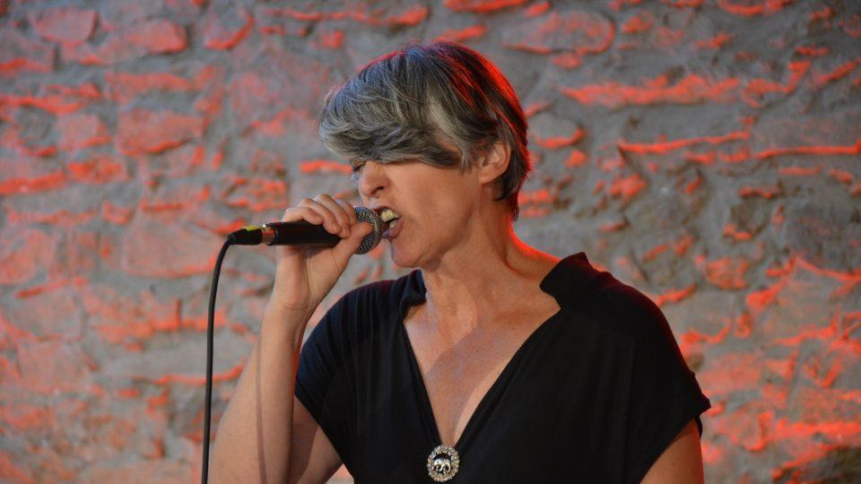 Monika Načeva na Slavonice Festu