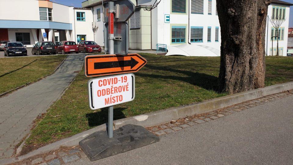 Nemocnice v Jindřichově Hradci se připravuje na hospitalizaci pacientů s onemocnění Covid-19