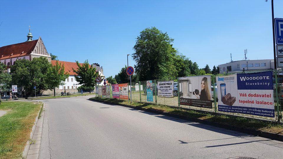 Reklamní plochy v Českých Budějovicích