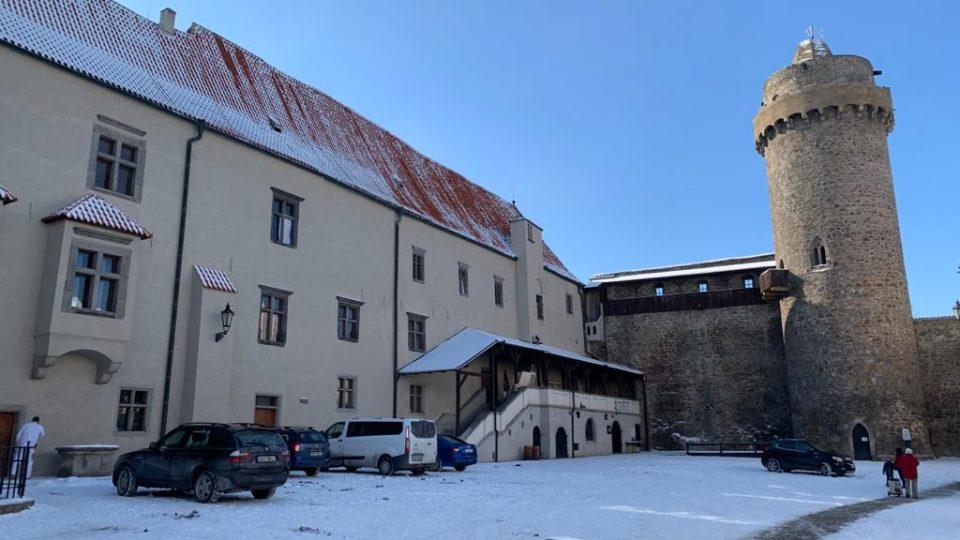 Už tři roky prochází hrad ve Strakonicích generální rekonstrukcí