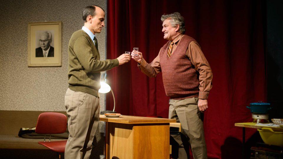 Jihočeské divadlo uvádí politické drama Elity