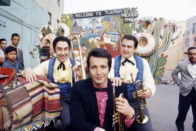 Herb Alpert a Tijuana Brass   foto: Fotobanka Profimedia