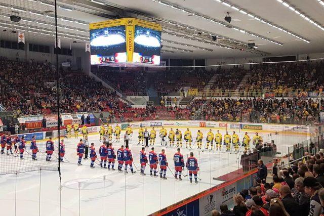 V prvním zápase nové sezóny první ligy nastoupil Motor České Budějovice proti týmu Třebíče