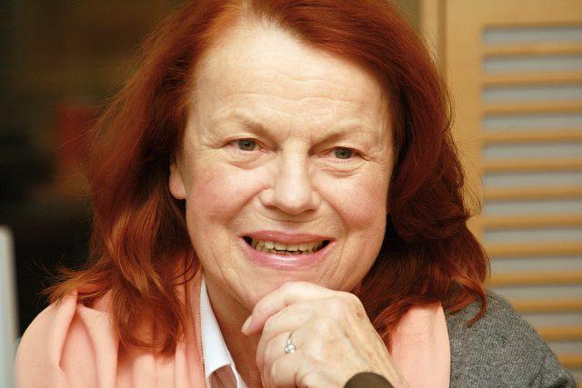 Herečka Iva Janžurová během života prošla už mnoha filmovými, televizními i divadelními rolemi