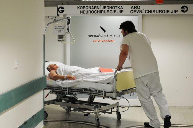 Nemocnice, ilustrační foto.