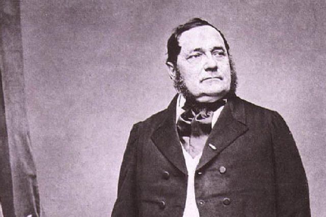 Adalbert Stifter (fotografie neznámého autora)
