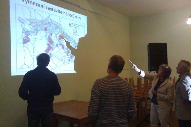 Tisá - diskuze nad podobou nového územního plánu