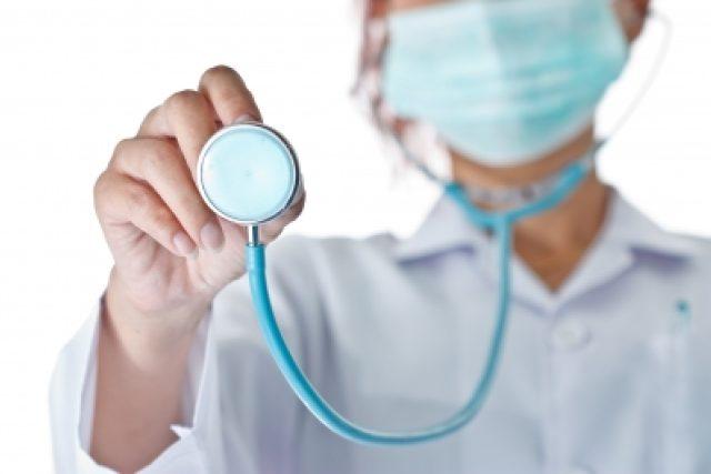 Zdraví, lékař, stetoskop, nemoc