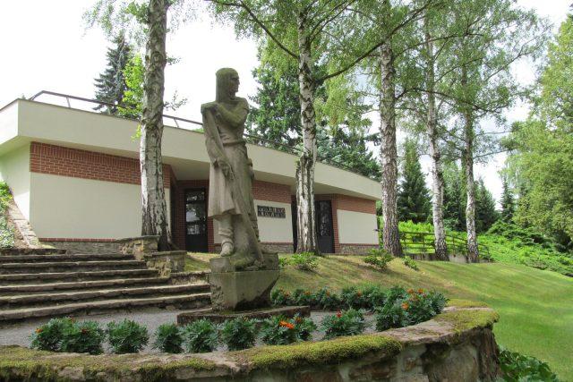 Památník Edvarda Beneše | foto: Romana Kostohryzová