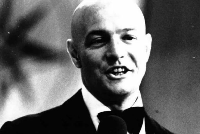 Zpěvák Karel Hála v 70. letech   foto: Archivní a programové fondy Českého rozhlasu