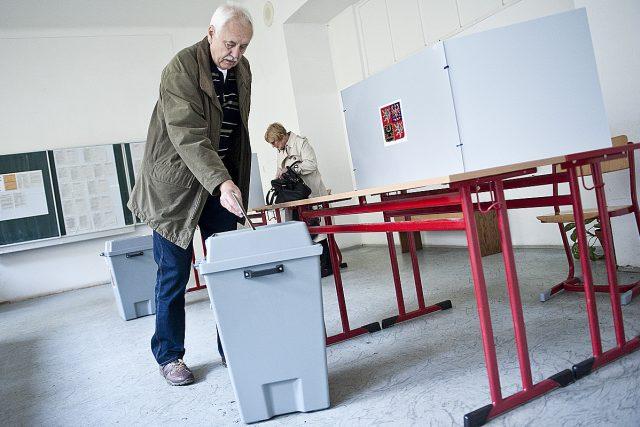 Volby 2013 do Poslanecké sněmovny (ilustrační foto)