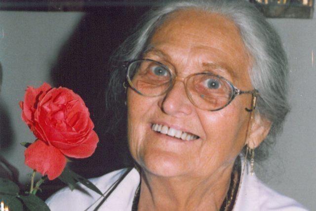 Etnografka Jitka Staňková