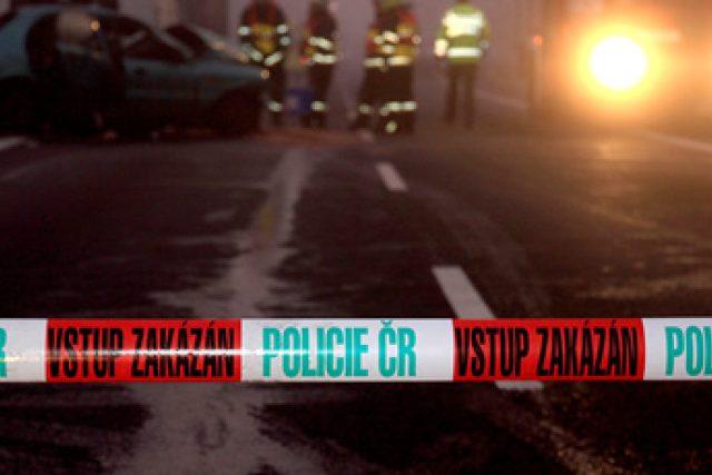 Dopravní nehoda (ilustrační foto)