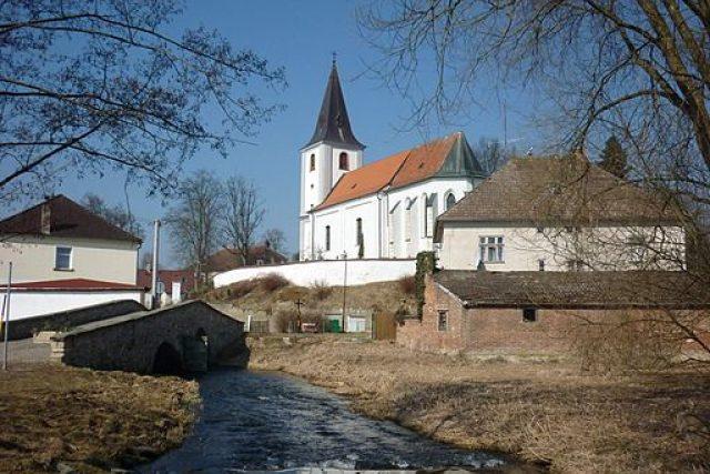 Jarošov nad Nežárkou
