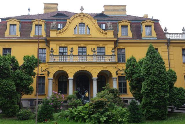 Hardtmuthova vila v Českých Budějovicích