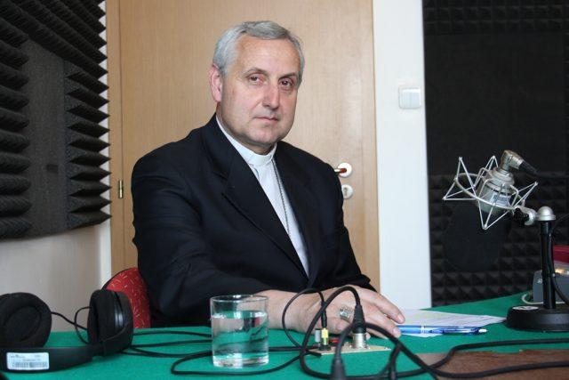 Vlastimil Kročil, biskup českobudějovické diecéze